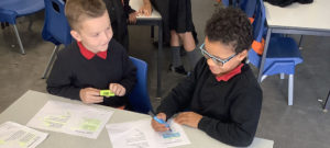 Performance Poetry with Year 3