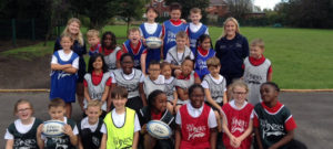 Rugby Skills with Sale Sharks