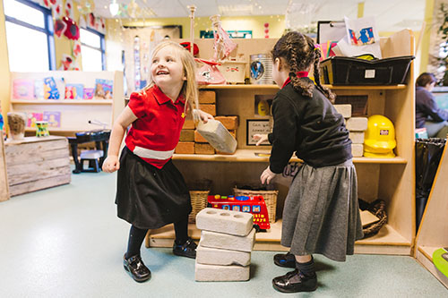 Find out about our Outstanding Nursery