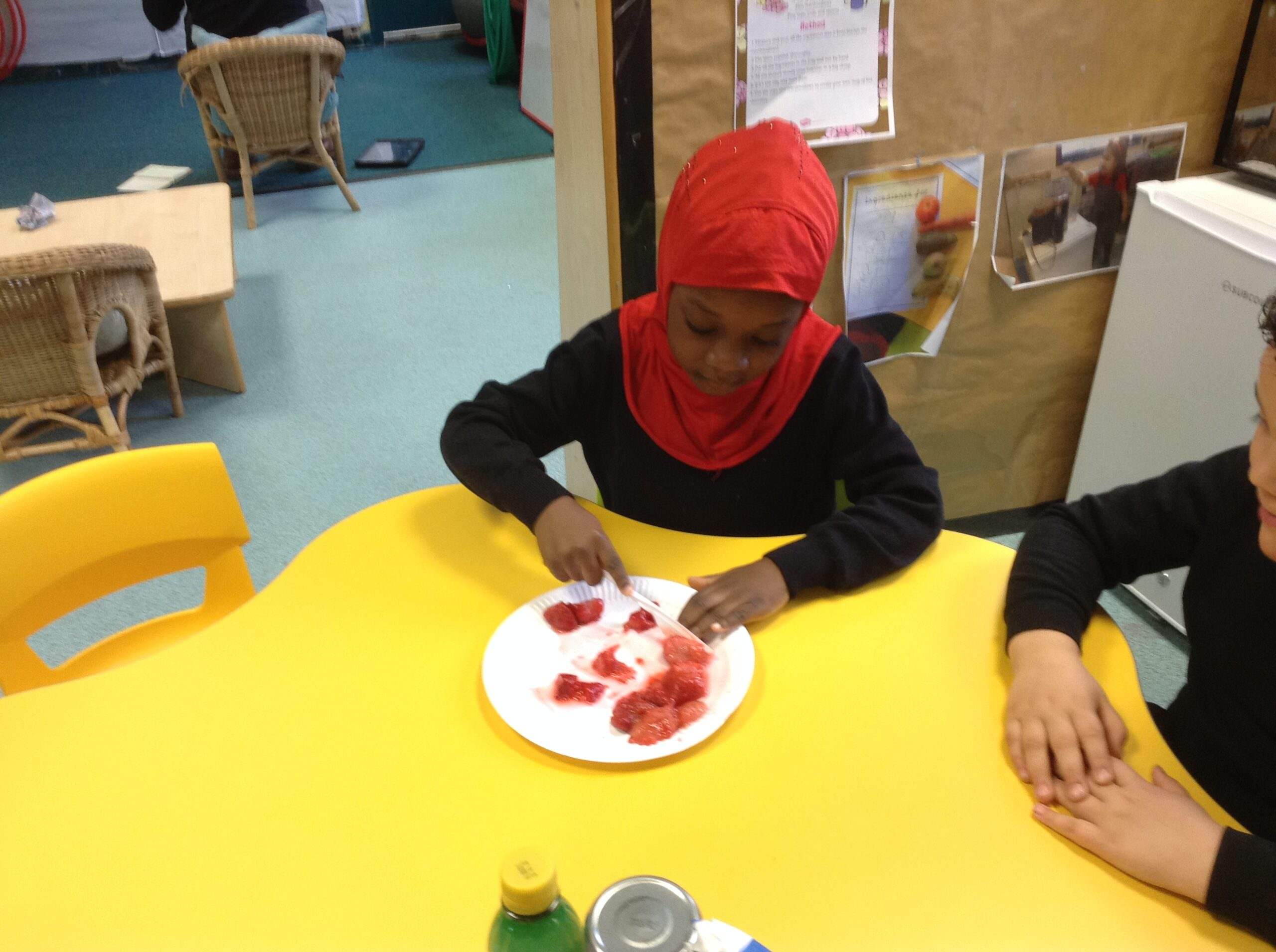 Making Jam for our greedy Jampires!
